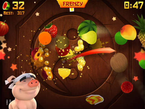 Fruit Ninja® screenshot 9