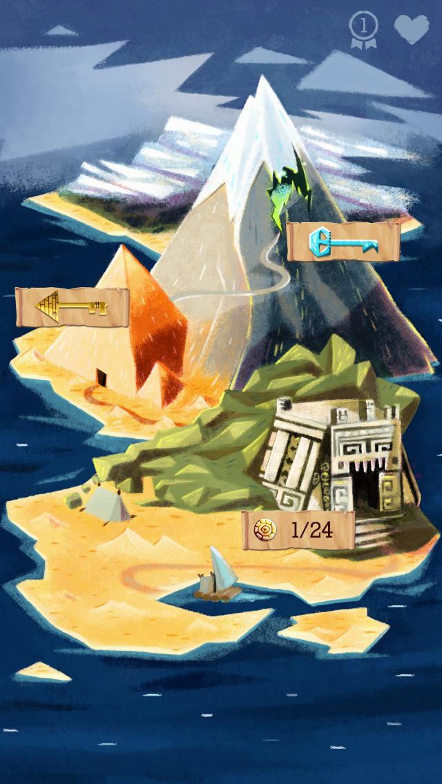 Zuki's Quest - a turn based Puzzle Platformer screenshot 2