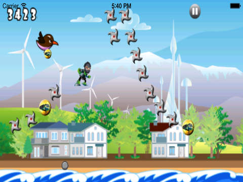 A Drop Of Speed Pro : Grand Strategy Weapon The Ninja screenshot 6