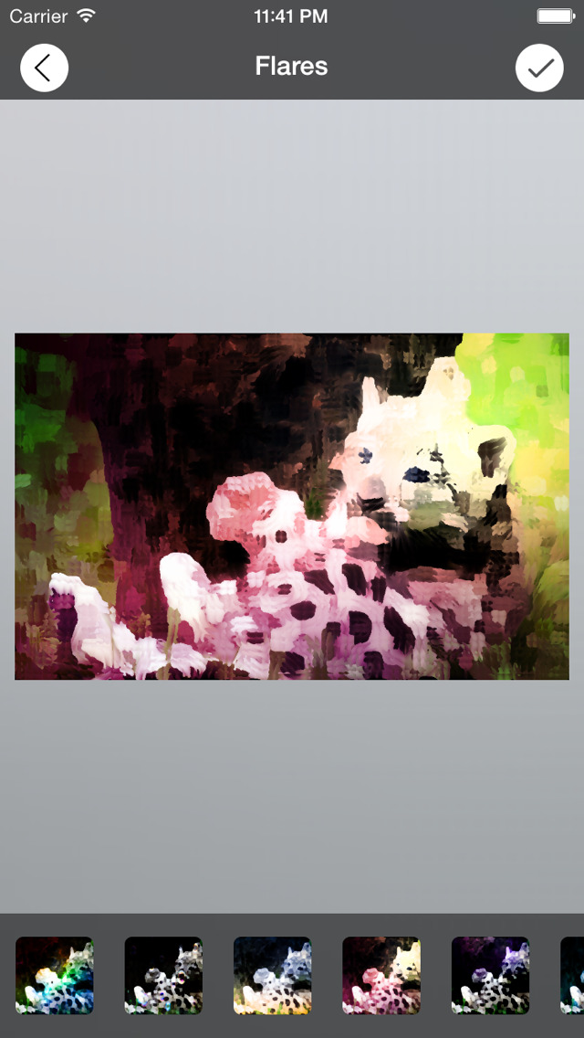 Portrait Painter Pro screenshot 1