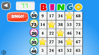 Best Bingo Game - Multi-Player Edition screenshot 3