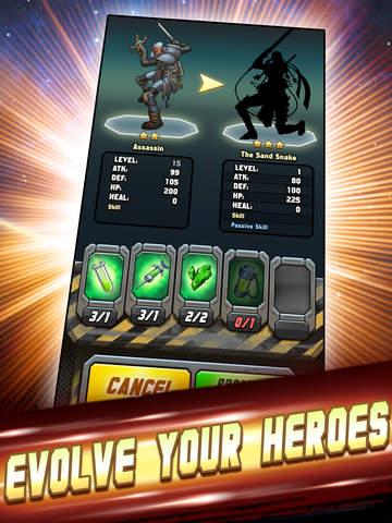 Poker Heroes: Brawl, Evolve, Dominate! BCG screenshot 9