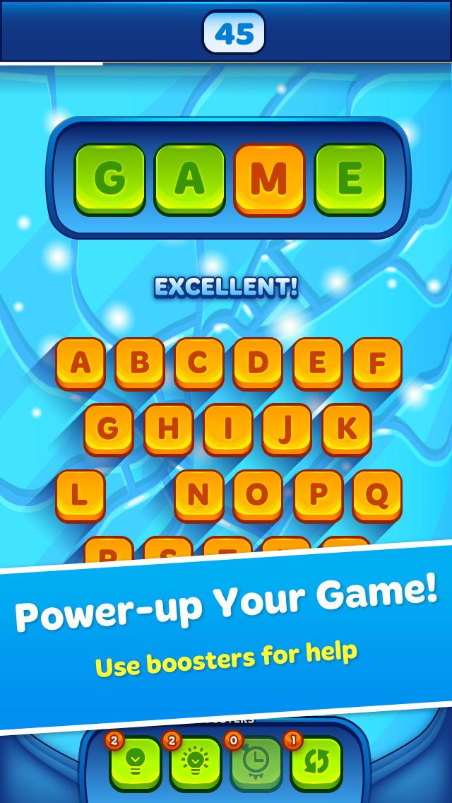 Word Morph! - Endless Word Puzzle Game screenshot 3
