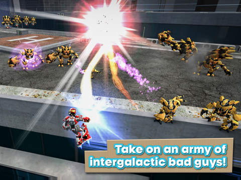 Playworld Superheroes screenshot 8