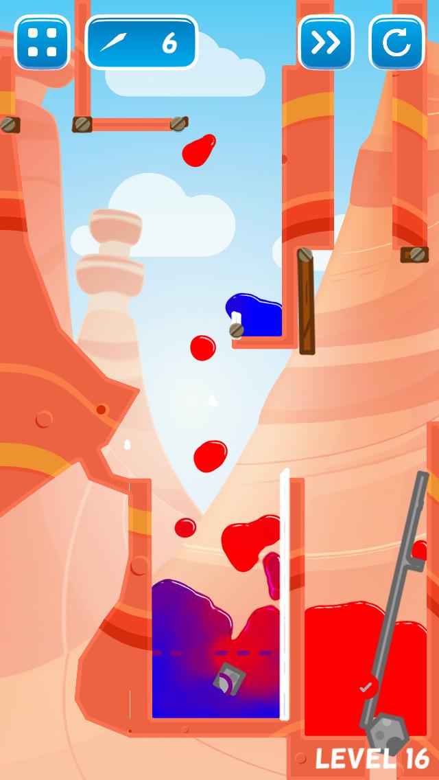 Splash Canyon - Water Puzzles screenshot 3