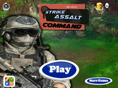 Assalt Strike Command - Jumping War Robot screenshot 6