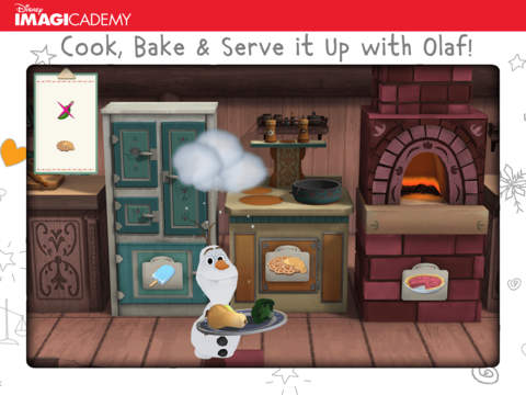 Frozen: Early Science – Cooking and Animal Care by Disney Imagicademy screenshot 8