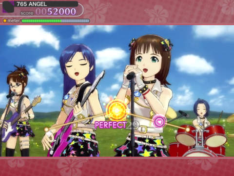 THE iDOLM@STER SHINY FESTA Harmonic Score screenshot 9