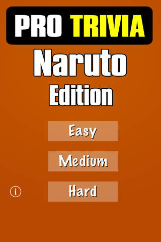 Pro Trivia - Naruto Edition - náhled