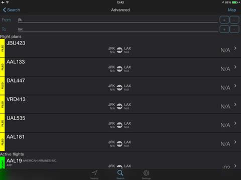 Flightwise Flight Tracker Pro screenshot 7