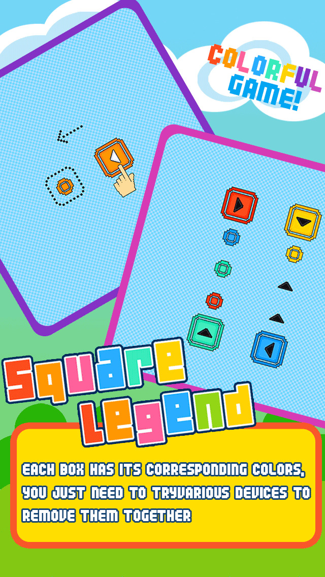 Square legend screenshot 2
