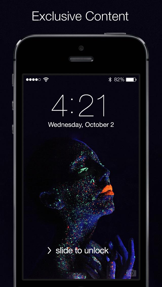 Glow Wallpapers – Glow Pictures & Glow Artwork screenshot 4