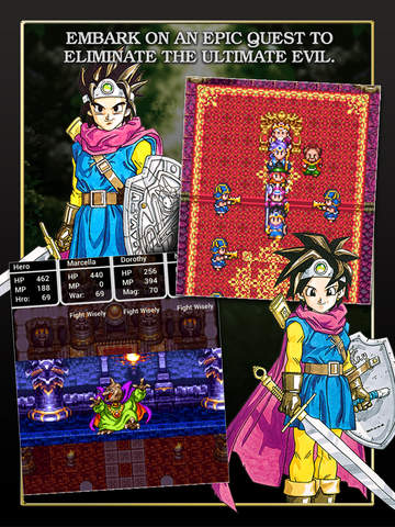 DRAGON QUEST III screenshot 6
