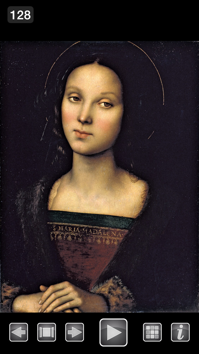Perugino, Master of Raphael screenshot 4