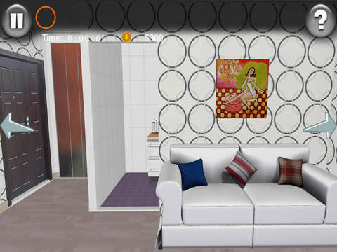 Can You Escape 9 Fancy Rooms screenshot 6