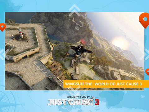 Just Cause 3: WingSuit Experience screenshot 6