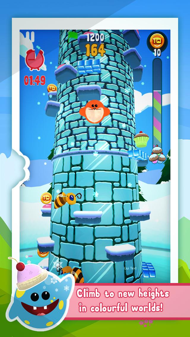 Tasty Tower: Squishy's Revenge screenshot 3
