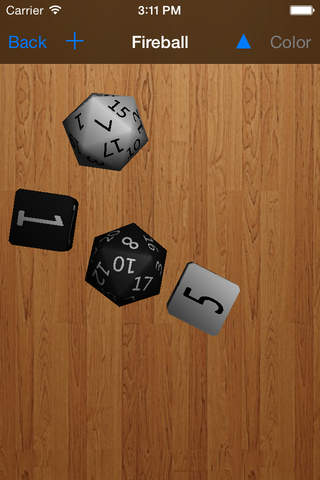 Awesome Dice 3D - náhled