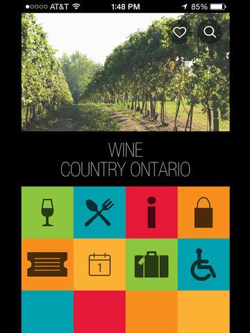 Wine Country Ontario Mobile screenshot 7