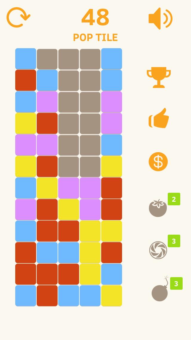 Simple PopTile screenshot 1