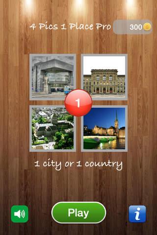 4 Pics 1 Place Pro - náhled