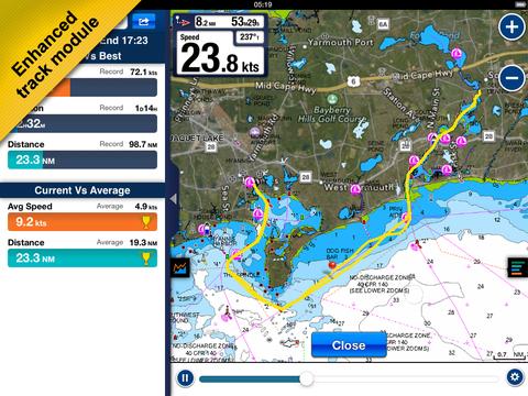 Boating Denmark&Greenland HD screenshot 3