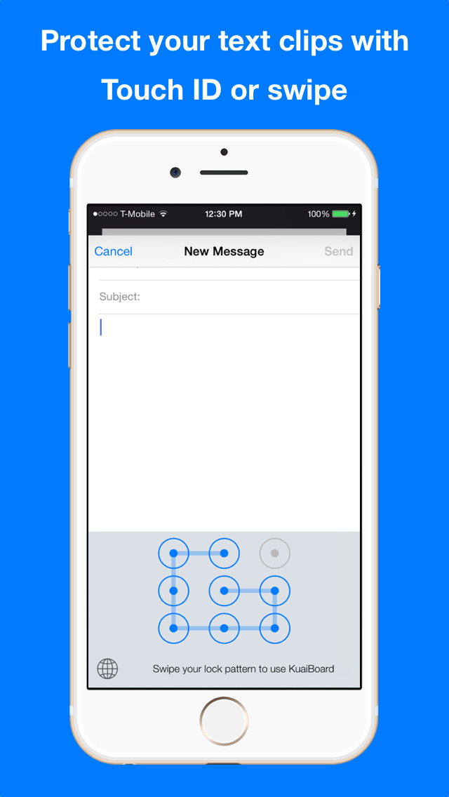 KuaiBoard – Type text. Quicker. screenshot 5