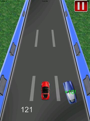 Mad Car Racing - Motor Driving Rivals screenshot 7