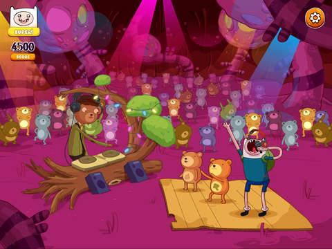 Rockstars of Ooo - Adventure Time Rhythm Game screenshot 2