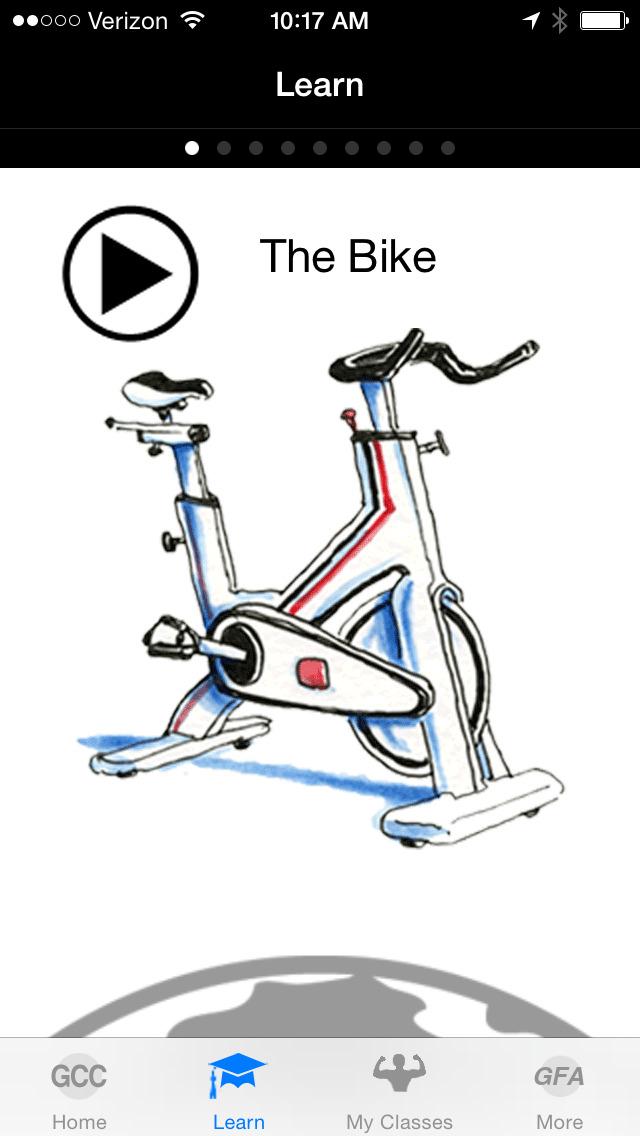 Sarah's Cycling App: In-door Global Cycle Coach screenshot 4