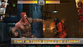 WWE Immortals screenshot 3
