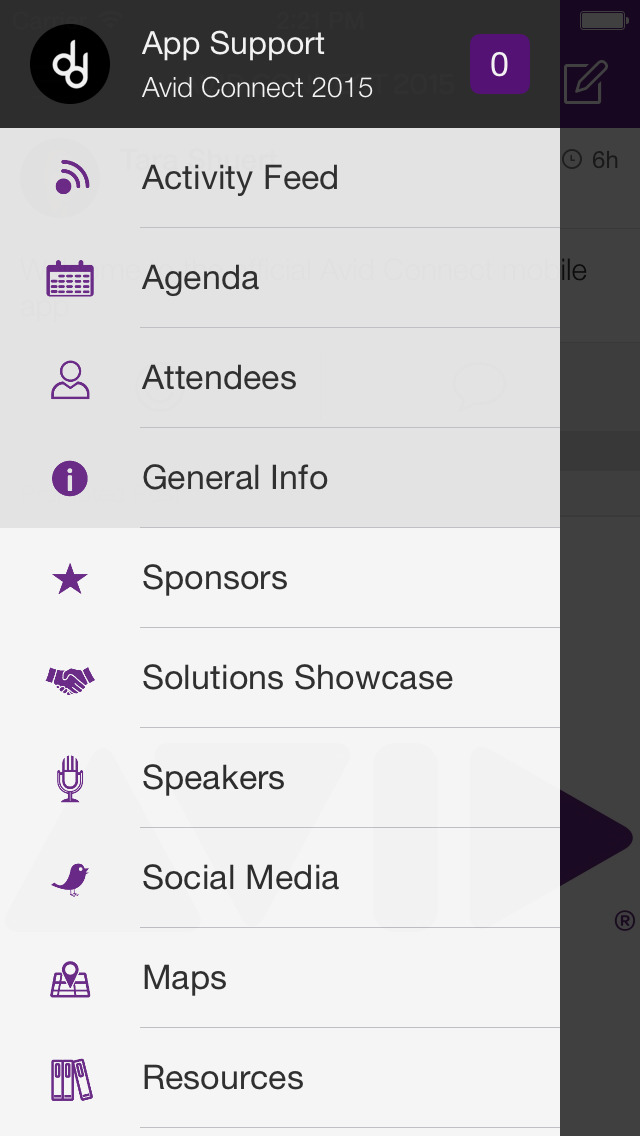 Avid Connect 2015 screenshot 2