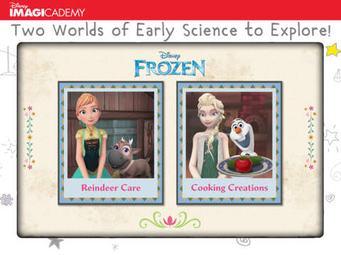 Frozen: Early Science – Cooking and Animal Care by Disney Imagicademy screenshot 6