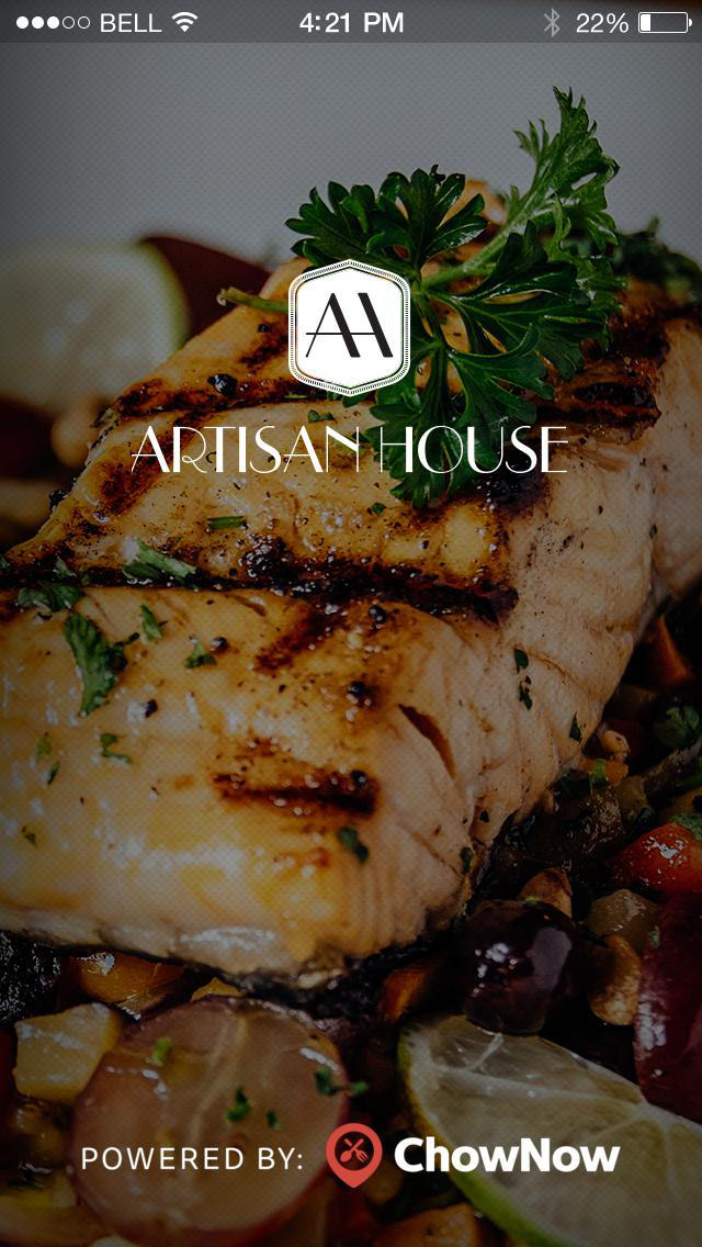 Artisan House screenshot 1