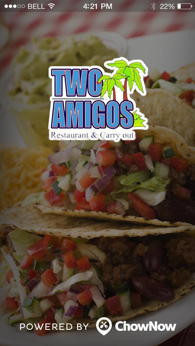 Two Amigos Restaurant screenshot 1