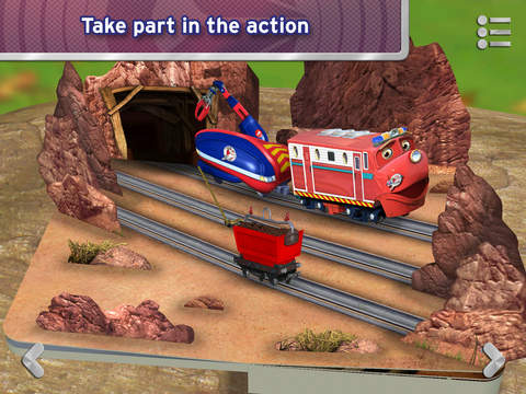 Chug Patrol: Ready to Rescue ~ Chuggington Book screenshot 9