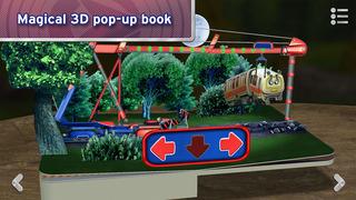 Chug Patrol: Ready to Rescue - Chuggington Book screenshot 2
