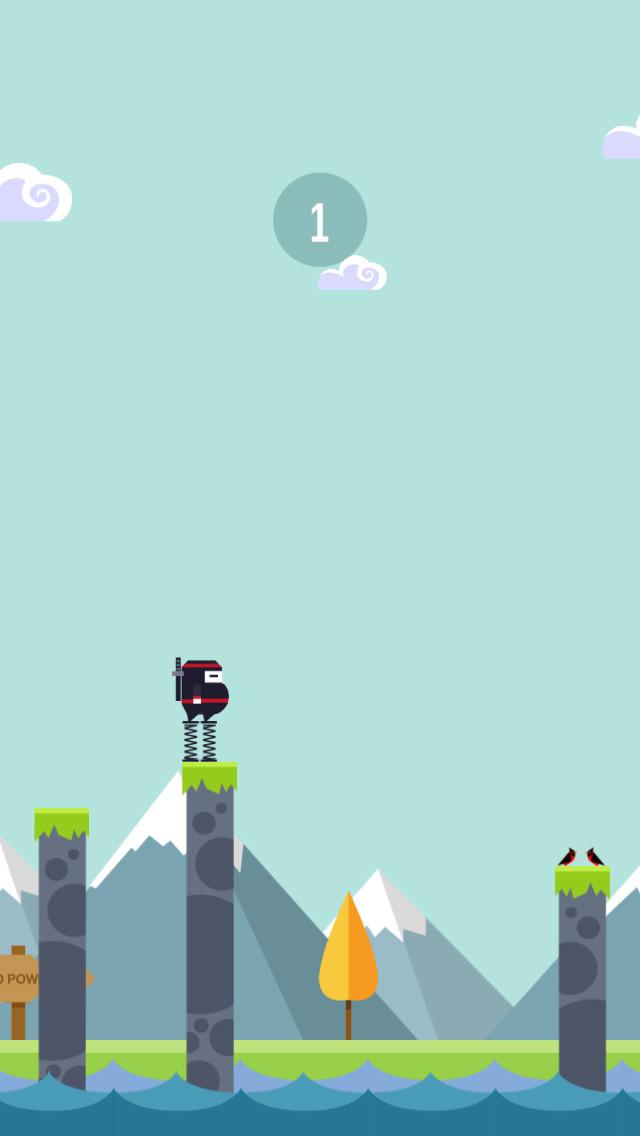 Spring Ninja screenshot 5