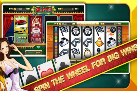 `` Amazing Xtreme Turbo Slots Casino HD - náhled