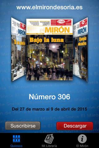 El Miron de Soria - náhled
