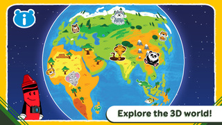 Crayola Colorful Creatures - Around the World! screenshot 2