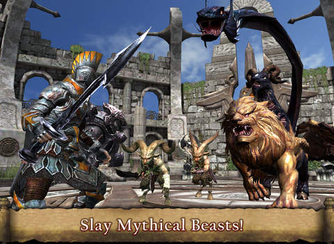 Mother of Myth™ screenshot 8