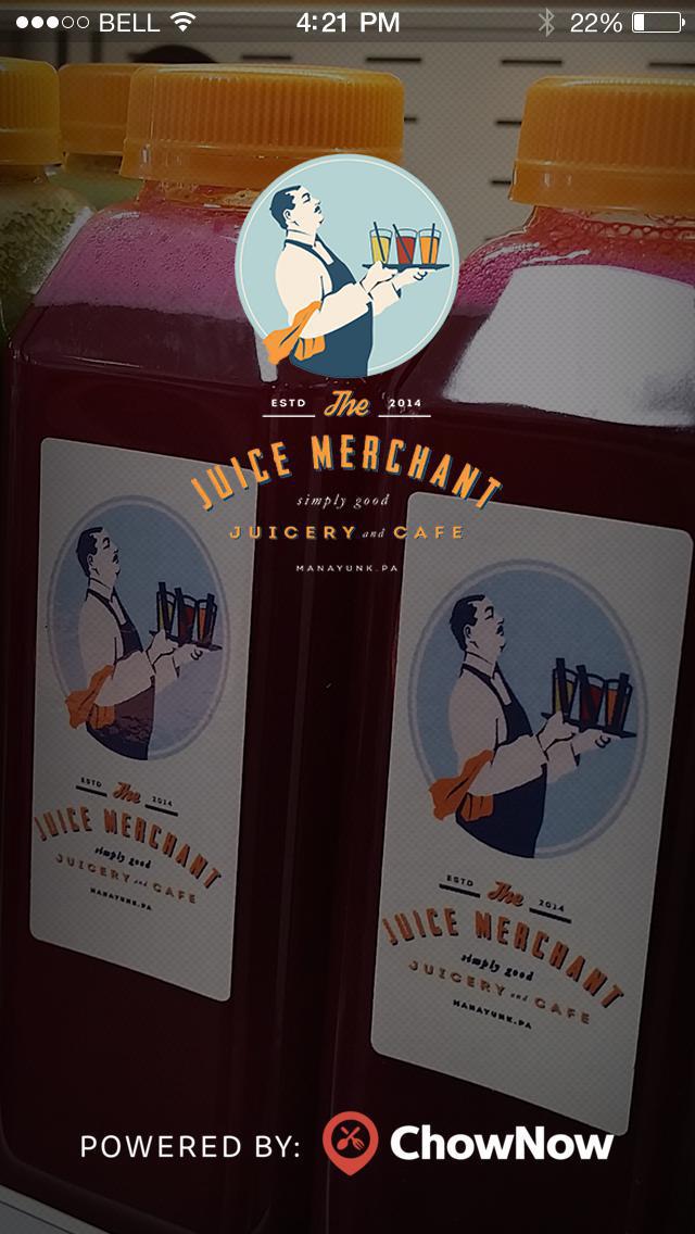 The Juice Merchant screenshot 1