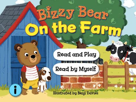 Bizzy Bear on the Farm screenshot 6