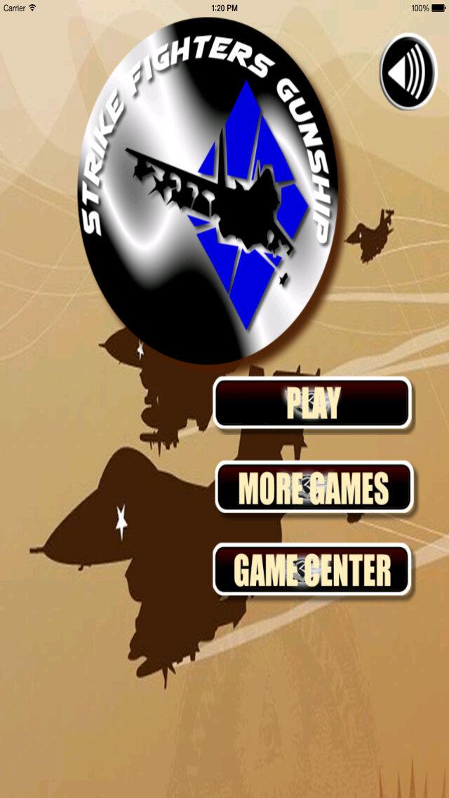 Strike Fighters Gunship Pro screenshot 1