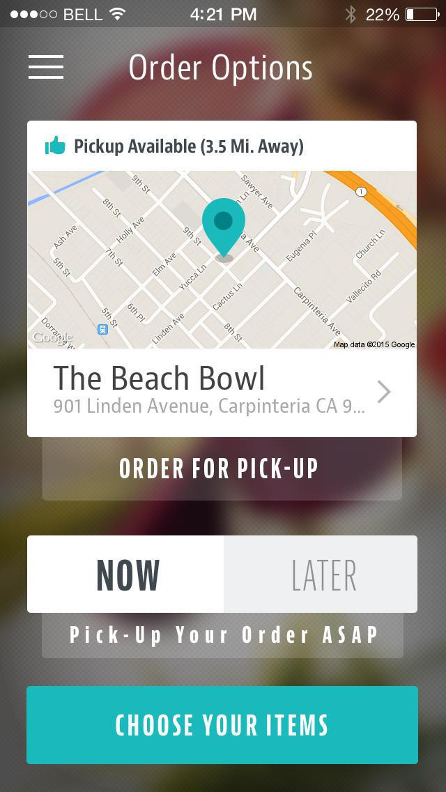 The Beach Bowl screenshot 2