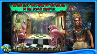 Haunted Halls: Nightmare Dwellers - A Hidden Objects Mystery Game screenshot 4
