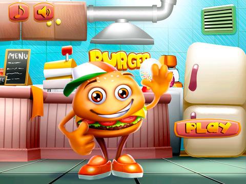 Burger Diner Run screenshot 6