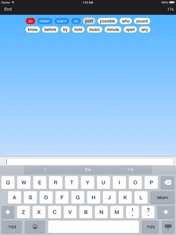 iTextSpeed screenshot 7