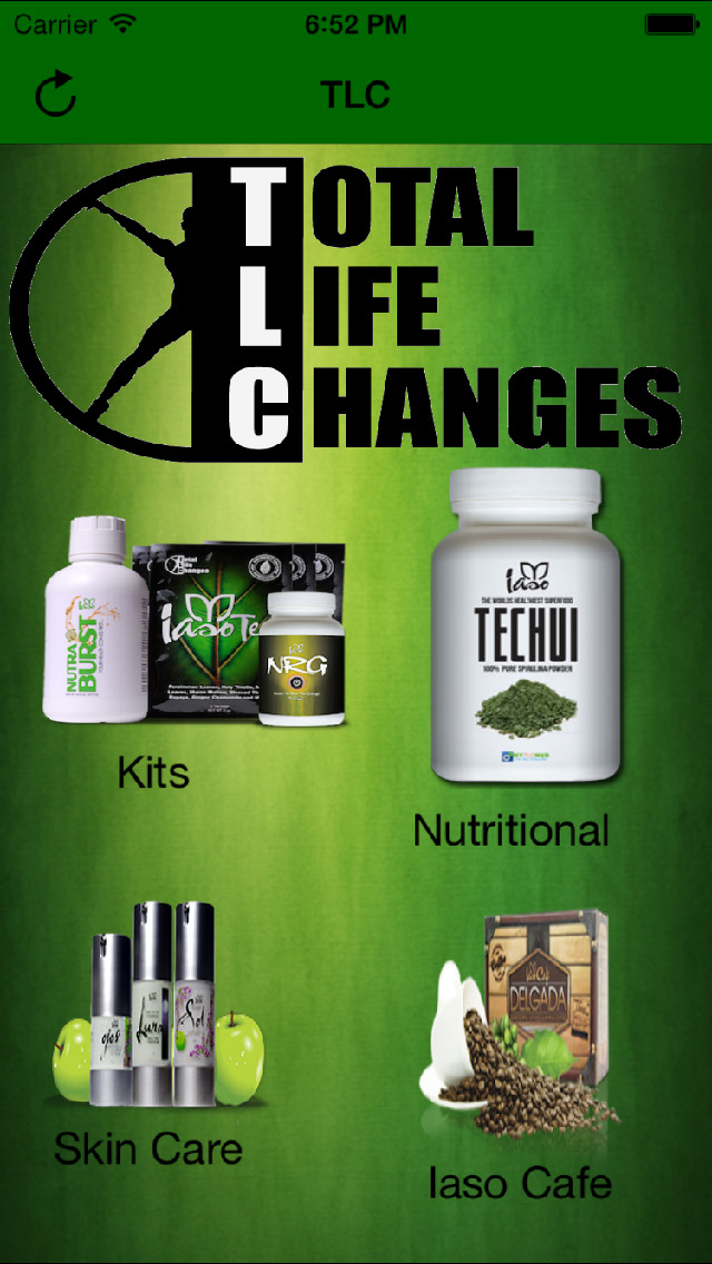 Total Life Changes (TLC) screenshot 1